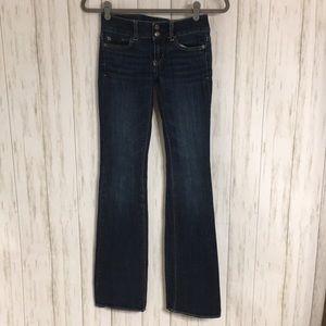 Size 00L American Eagle Artist Jeans